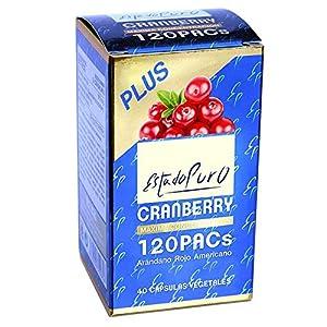 Tongil Cranberry 120 PSCs Estado Puro - 40 Cápsulas