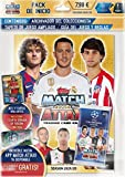 Topps- Match Attax-Juego de Cartas Uefa Champions League 2019/20, Multicolor, Talla Única (C2I-SP4053-T01) , color/modelo surtido