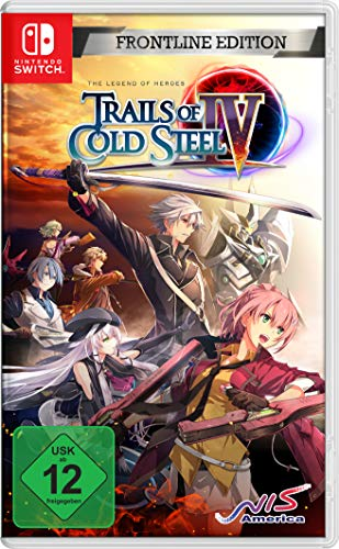 The Legend of Heroes: Trails of Cold Steel IV Frontline Edition (Nintendo Switch)