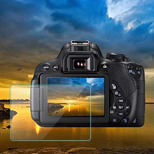 PCTC Tempered Glass Screen Protector Film Foils Compatible for Nikon D7000 Anti-scrach Anti-Dust Anti-Fingerprint Waterproof Foils