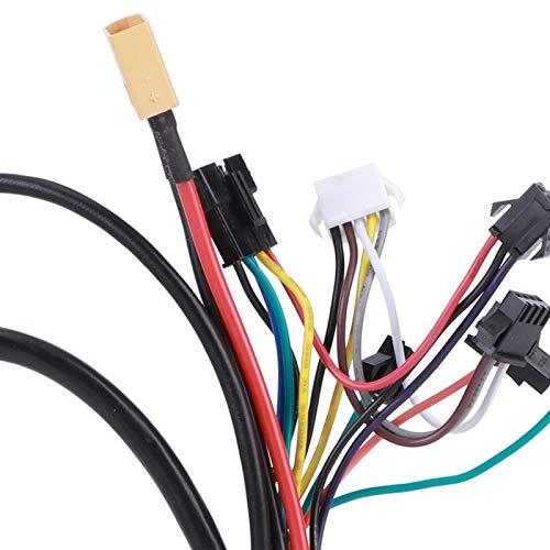 SALALIS Kit Modificado de Bicicleta Eléctrica Universal Antirrobo 36 / 48V 250 / 350W, para Bicicletas Eléctricas Modificadas