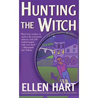 Hunting the Witch audiobook cover art