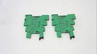 Phoenix Contact Plc-Bsc-24Dc/21 - Pack of 2 - PLC Basic Terminal Block Plc-Bsc-24Dc/21 - Pack of 2 -