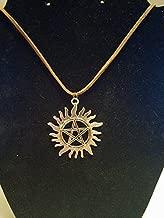Sam & Dean's anti demon possession tattoo necklace - supernatural