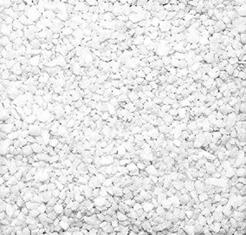 Granulat 2-3mm / kleine Dekosteine 5 KG WEISS