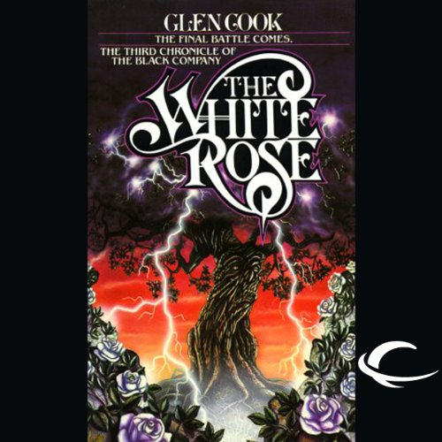 The White Rose audiobook cover art