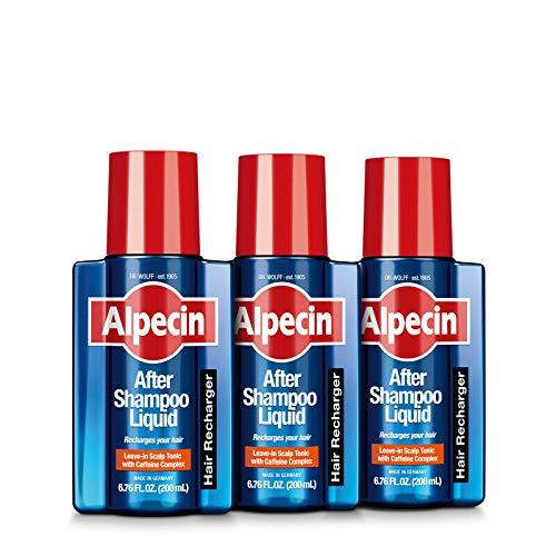 Alpecin Coffein Liquid Hair Energizer 200ml (3Stück)