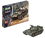 Revell-T-55 A/Am Maqueta Kit de Construcción, Escala 1:35, Multicolor (03304)