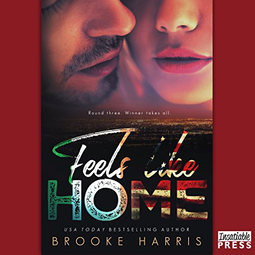 Feels Like Home audiobook cover art