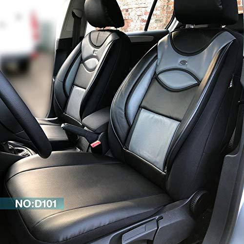 Fundas de asiento para Ford Tourneo/Transit Courier conductor y copiloto a partir de 2014 Número de