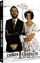 Crimen Ferpecto: Ein ferpektes Verbrechen - UNCUT - 2-Disc Limited Collector's Edition Nr. 10 (Blu-ray + Soundtrack CD) - Limitiertes Mediabook auf 288 Stück, Cover C [Alemania] [Blu-ray]