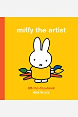 Miffy the Artist Lift-the-Flap Book Board book