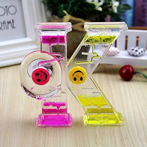 Minuterie de goutte d'huile d'art innovante Visual Hourglass