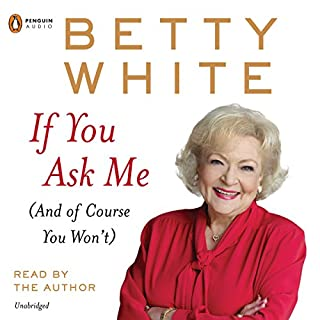 If You Ask Me audiobook cover art