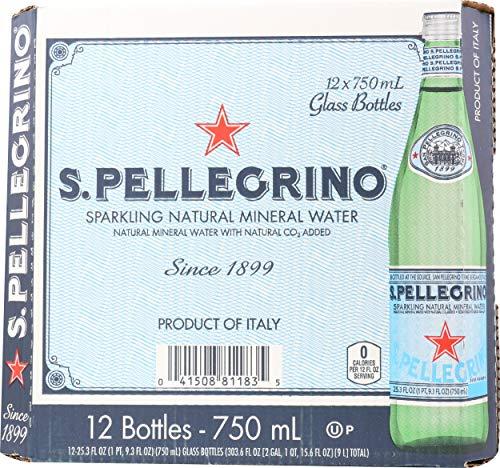 『Sanpellegrino(サンペレグリノ)瓶 750ml[直輸入品]×12本』の5枚目の画像