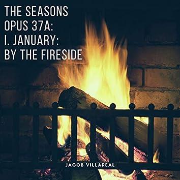 The Seasons, Opus 37A: I. January: By the Fireside