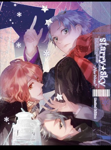 Limited Edition Drama CD & Game 'Starry Sky - After Winter' [Japan Import]