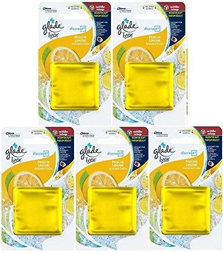 DUZZIT Frais Citron Parfum parfumée pour réfrigérateur Freshener élimine ODEUR