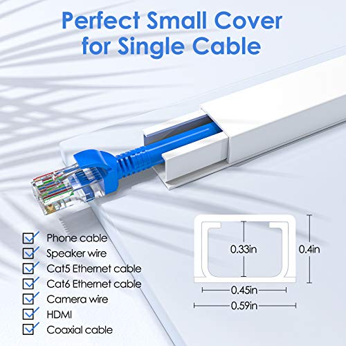 One-Cord Channel Cable Concealer - 125