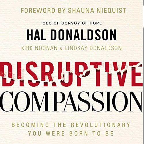 Disruptive Compassion cover art