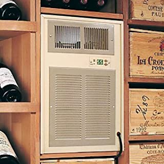 Breezaire WKL 3000 Wine Cellar Cooling Unit, 650 Cu.Ft. Capacity