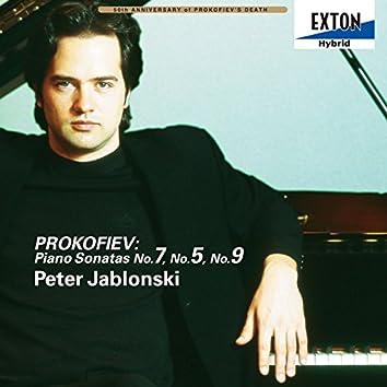 Prokofiev Piano Sonatas: No. 7, No. 5, No. 9