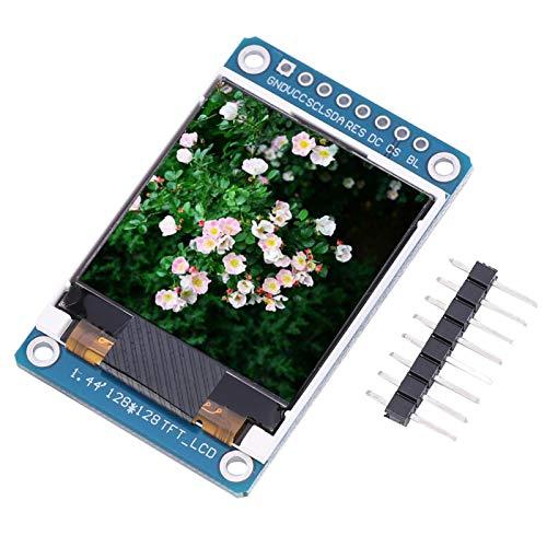 1,44-Zoll-TFT-LCD-Bildschirm 128 RGB x 128 Auflösung Serielle Peripherieschnittstelle für Arduino