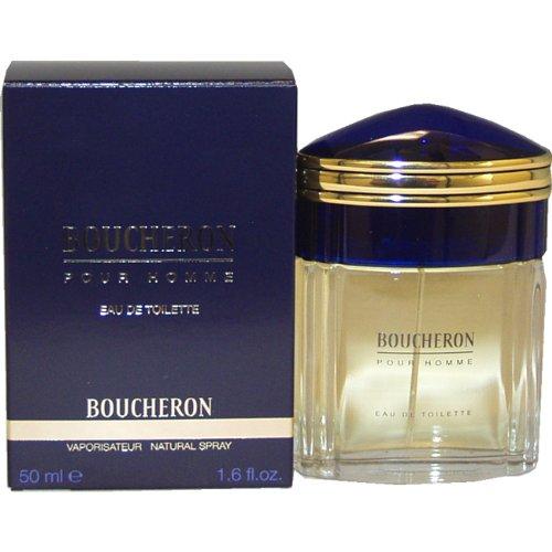 Boucheron Boucheron Homme Eau de Toilette Vaporizador 50 ml