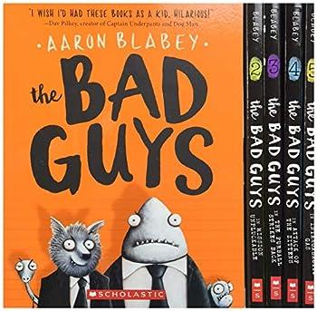 The Bad Guys Box Set  Books 1-5
