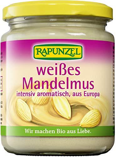 Rapunzel Bio Mandelmus weiß, aus Europa (6 x 250 gr)