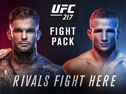Cody Garbrandt vs Dominick Cruz Fight Pack