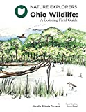 Ohio Wildlife: A Coloring Field Guide
