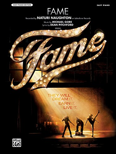 Fame (From the Motion Picture Fame): Easy Piano, Sheet