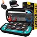 Carry Case for Nintendo Switch Lite - Portable Travel Carry…