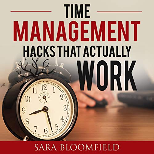 『Time Management Hacks That Actually Work』のカバーアート