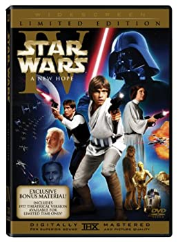 Original 1977 Star Wars DVD