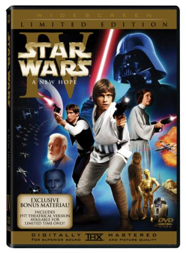 Star Wars IV: A New Hope [USA] [DVD]