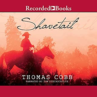 Shavetail audiobook cover art