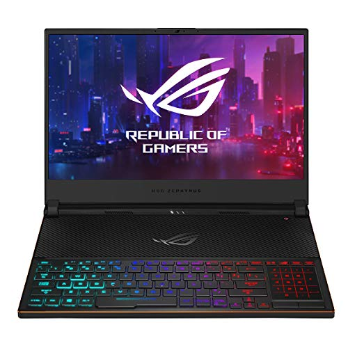 Compare ASUS ROG Zephyrus S GX531GX (LT-AS-0266-CUK-001) vs other laptops