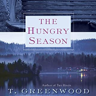 The Hungry Season audiobook cover art