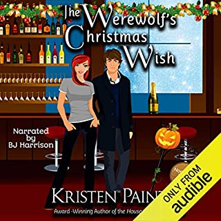 The Werewolf's Christmas Wish cover art
