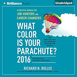 What Color is Your Parachute? 2016 cover art