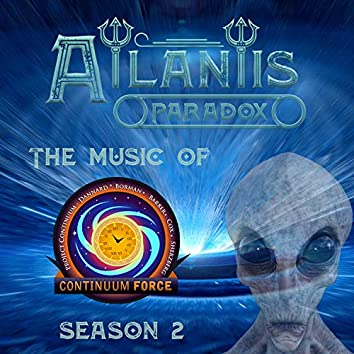 The Music of Continuum Force Season 2 (Original Fiction Podcast Soundtrack)