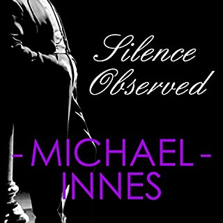 Silence Observed cover art