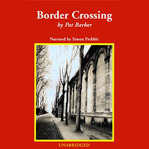 Border Crossing audiobook cover art