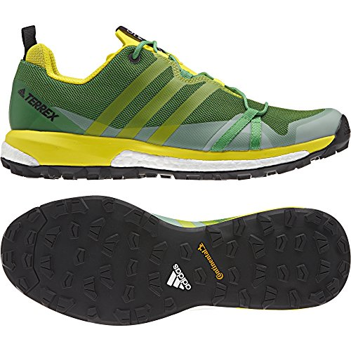 adidas Terrex Agravic, Chaussures de randonnée Homme Vert (Verde Verene/amabri/ftwbla) 46 EU