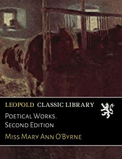 Poetical Works. Second Edition