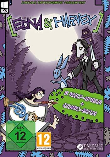 Edna & Harvey Box (Edna Bricht aus & Harveys neue Augen)