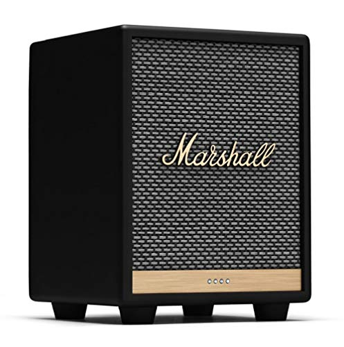 Marshall Uxbridge Bluetooth-Lautsprecher, Schwarz (UK)