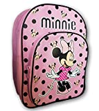 Disney Minnie Mouse Rucksack, Rosa / Schwarz
